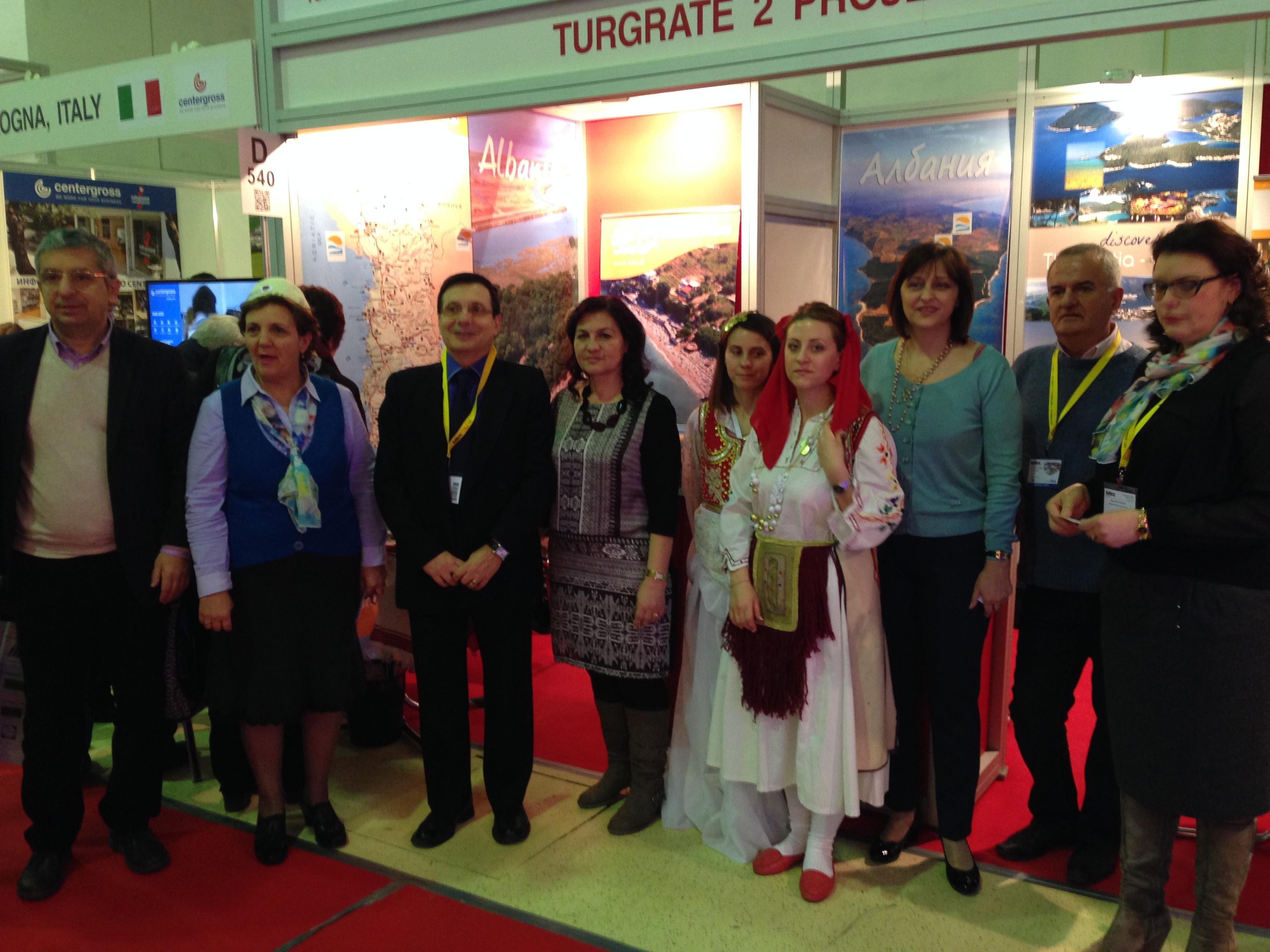 Выставка MITT Moscow 2014