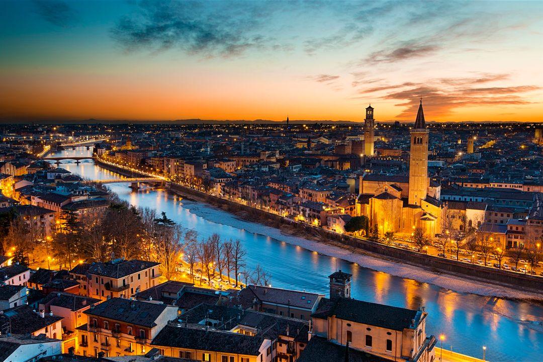 Venedig - Verona Herbsttour